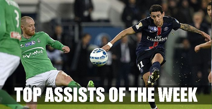 Watch this video compilation of the Top Assists Of The Week – 18th Dec 2015 Edition - http://ow.ly/W4eS9