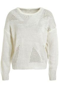 pepe jeans witte trui