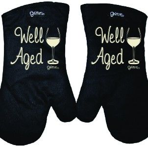 Aged Oven Mitt | Grimm Inc.