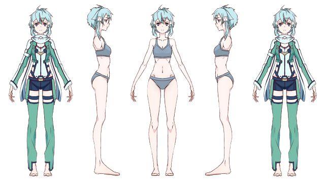 Anime Character Design Program : Best frontside reference images on pinterest