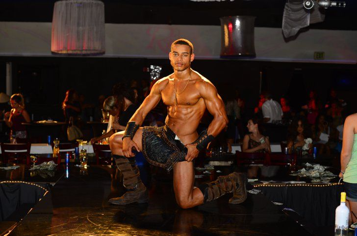 Pin for Later: These Steamy Chocolate City Pictures Will Make You Forget All About Magic Mike  The grand finale.