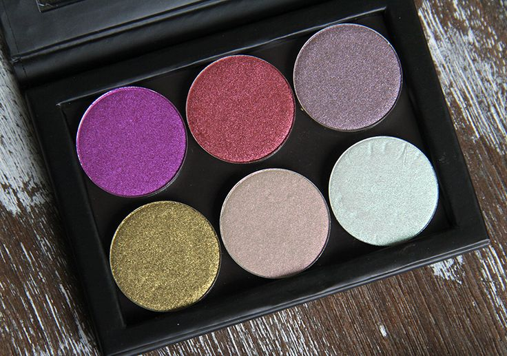 nabla cosmetics eyeshadow