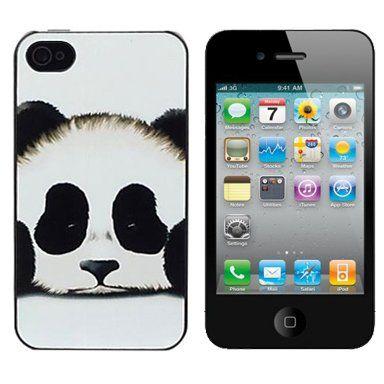 Panda Design hardcase hoesje voor iPhone 4 / 4S