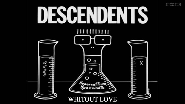 Descendents - Without Love (new song 2016)