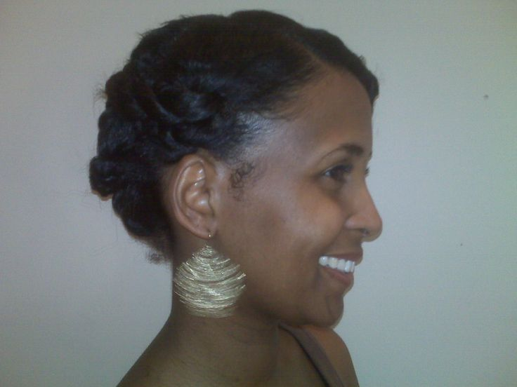 Natural braid style
