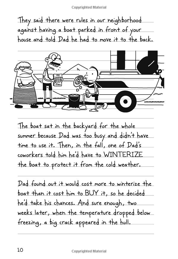 diary of a wimpy kid cabin fever ebook free