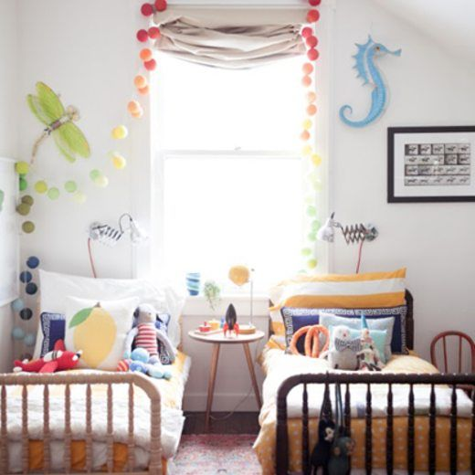 7 Charming Gender-Neutral Kid's Room Ideas - The Accent™