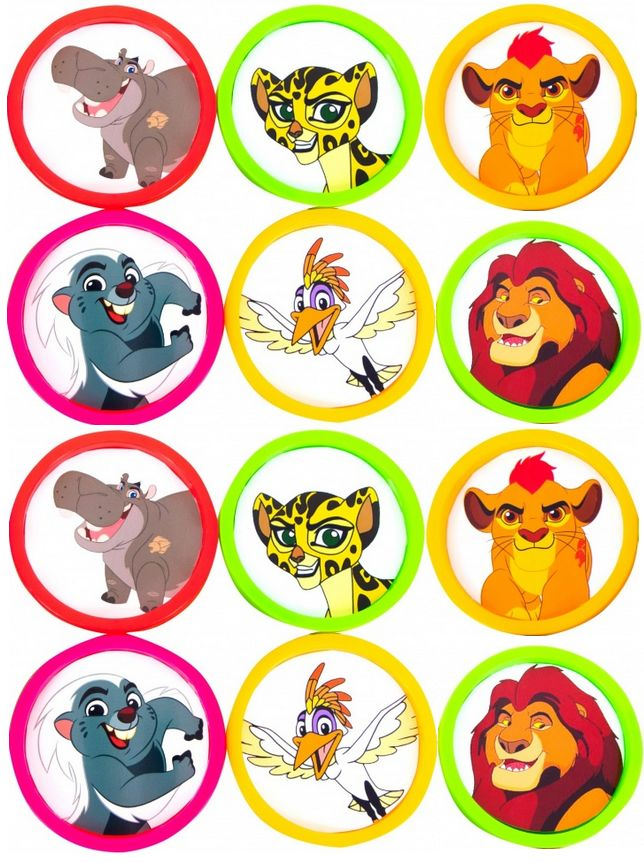 Pin By Crafty Annabelle On The Lion Guard Printables