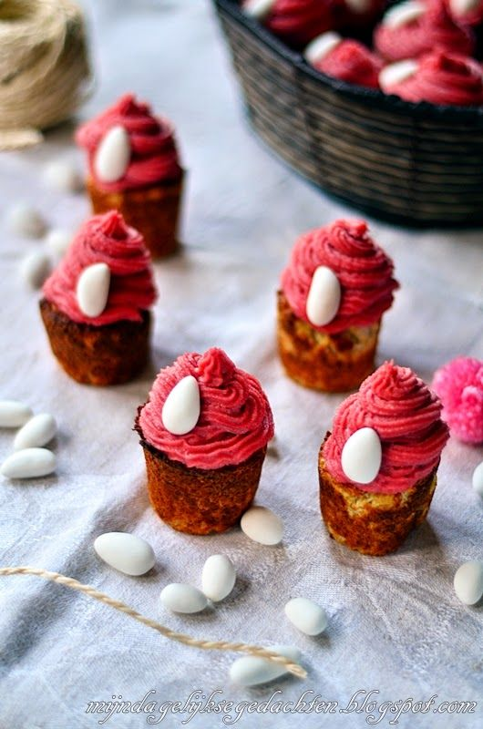 Banana Coconut Cupcakes (flour, sugar, diary free)