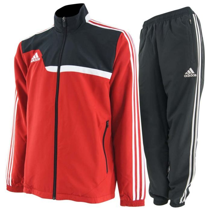 jogging homme adidas rouge