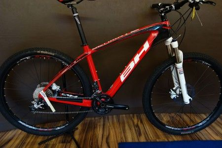 Triathlon Store | Bicicleta Mtb BH ULTIMATE 8.5 27,5″