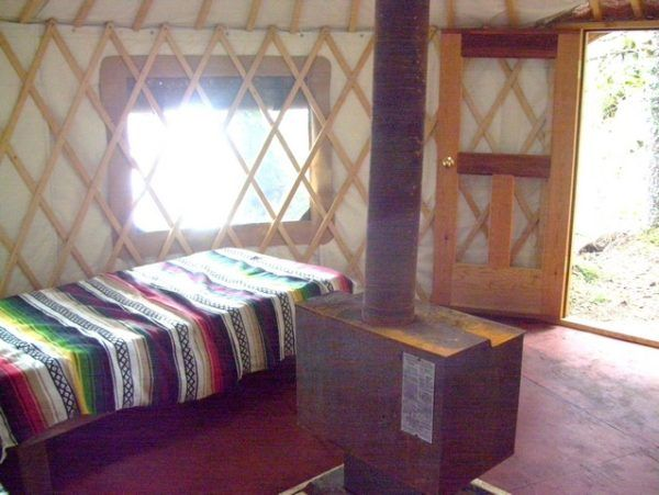 Alaskan Nomad Shelter Yurts from 12 ft. to 50 ft.!