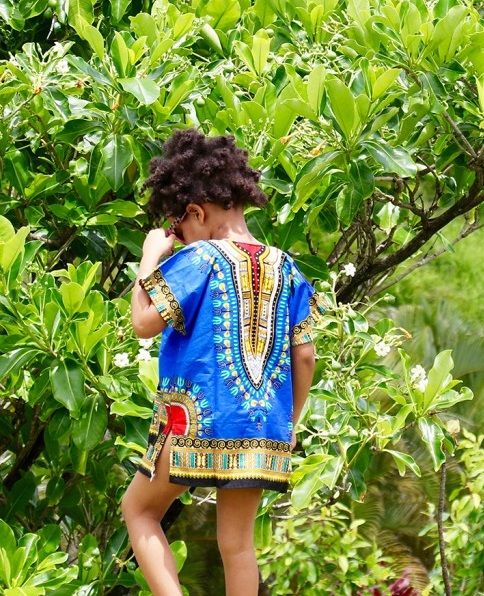 Blue Ivy in Hawaii - Blue Ivy Stans