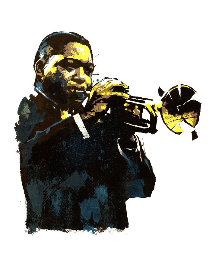 Wynton Marsalis Portrait by Dragon76
