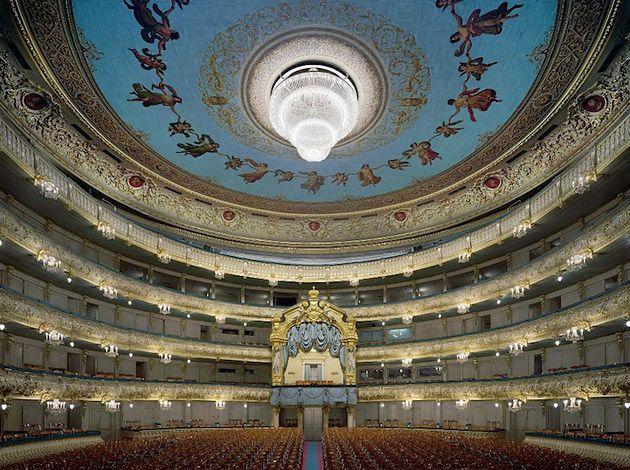 Ballet in St Petersburg Mariinsky Theatre
