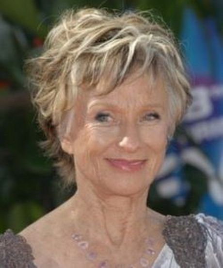 hairstyles for older women | Short sassy haircuts for older women