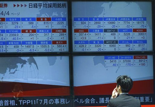 SEOUL, South Korea/May 30, 2017 (AP)(STL.News) Global Shares — Global stock markets were generally weaker Tuesday as investors stayed on the sidelines before the release of a raft of economic data later this week.    KEEPING SCORE: Britain's FTSE 1...