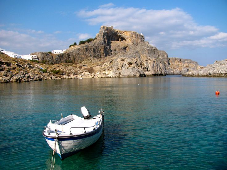 Lindos, Rhodes  Greece