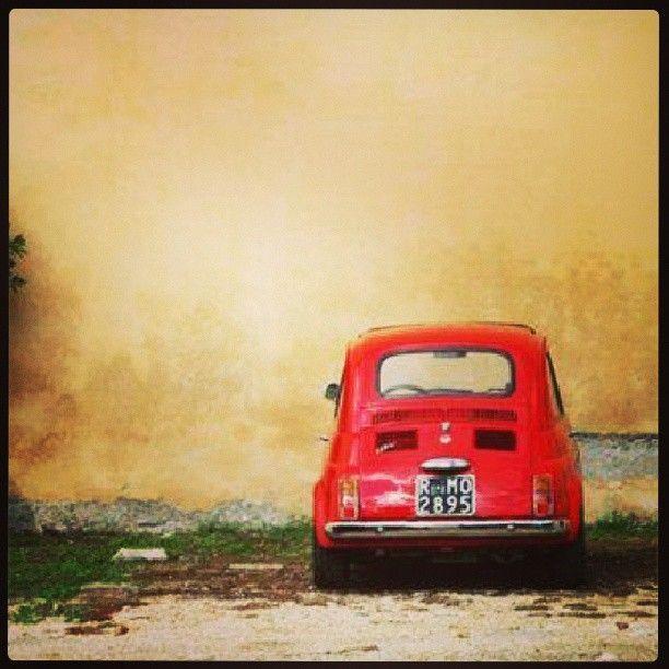 #Fiat #Fiat500 #vintage #heritage