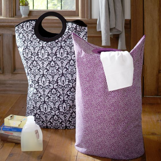 Easy-Carry Laundry Bag | PBteen