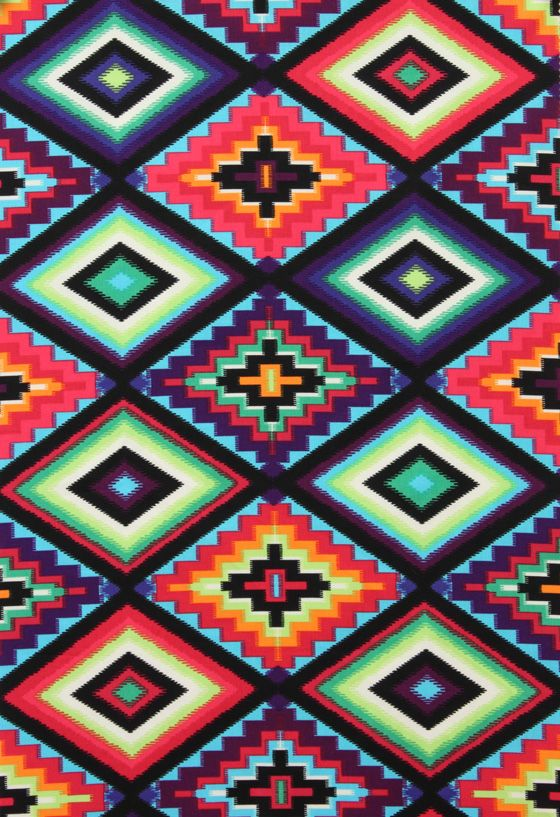 Loving this (Mexican) fabric! Alexander Henry - Ojo de Dios