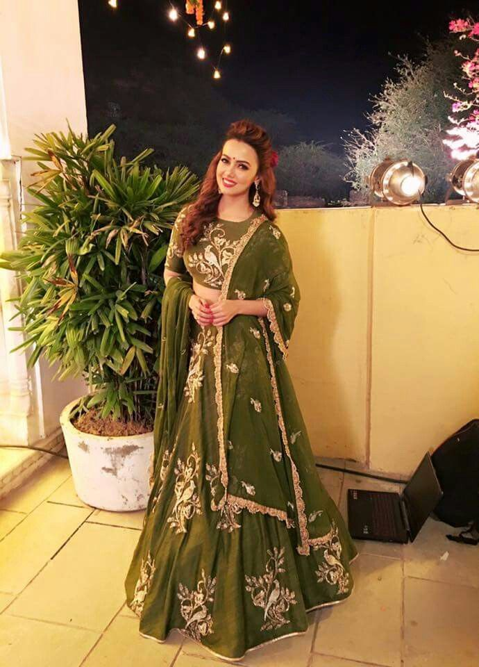 Sana khan in payal singhal