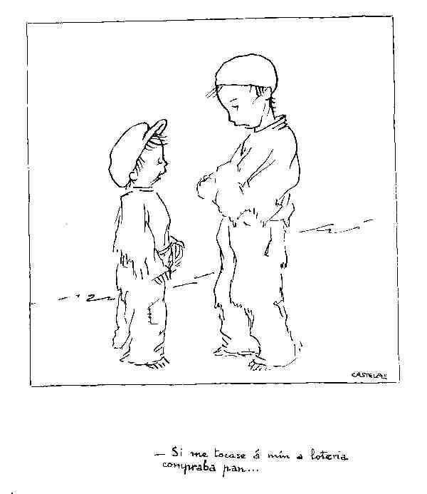 Dibujos de Castelao - Taringa!
