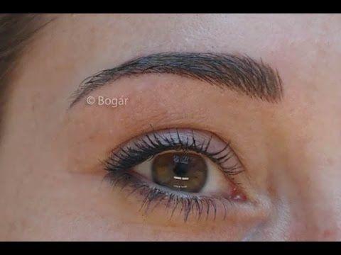 http://www.bogar.nl/permanente-make-up  Permanente Make Up Wenkbrauwen 3D Hairstroke geven een mooi en natuurlijk resultaat. 15 jaar ervaring en GGD certificaat.