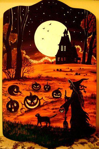 I can't wait till Halloween!!!