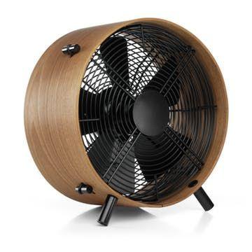 Stadler Form Otto Fan - Sapele Wood