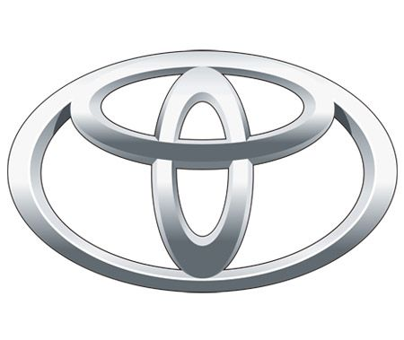 Logo TOYOTA (Custom) Download Vector dan Gambar