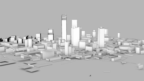 Architecture Blueprint City