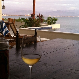 Vacation paradise! Cheers!!