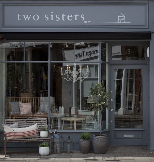 Visit this store in London in honor of my sisters who just be listening to me and laughing along...make me feel at home. Love you Jennie and Christine!