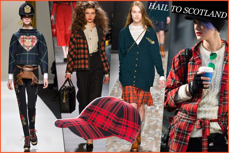 H di HAIL TO SCOTLAND http://www.grazia.it/moda/tendenze-moda/trend-autunno-inverno-2013-14-tartan