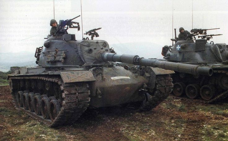 M48A5 MOLF (Hellenic Army)