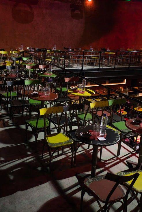 Mexil Design:  Club Fix Factory Of Sounf Thessaloniki #mexil #thessaloniki #club