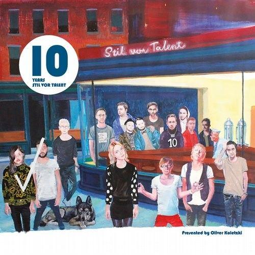 VA - 10 Years Stil Vor Talent Pres. By Oliver Koletzki / Stil Vor Talent / SVT160 - http://www.electrobuzz.fm/2016/04/05/va-10-years-stil-vor-talent-pres-by-oliver-koletzki-stil-vor-talent-svt160/
