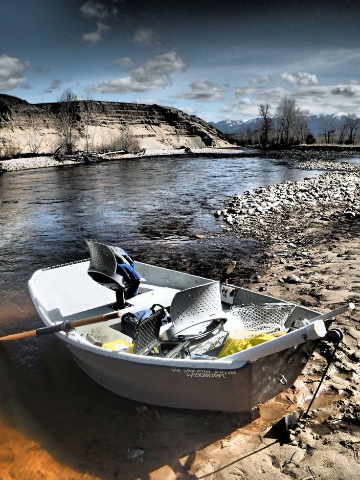Good day for a drift driftboat clackacraft flyfishing for Nice fishing boats