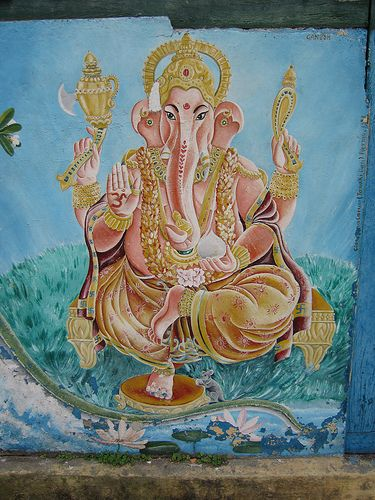 17 best images about nepal temples pashupatinath on for Mural ganapathi