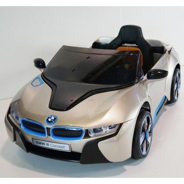 bmw i8 kid car licensed concept champain these bmw i8. Black Bedroom Furniture Sets. Home Design Ideas