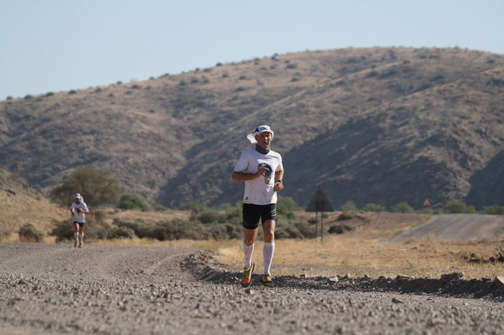 20° South: Running from Namibia to Mozambique