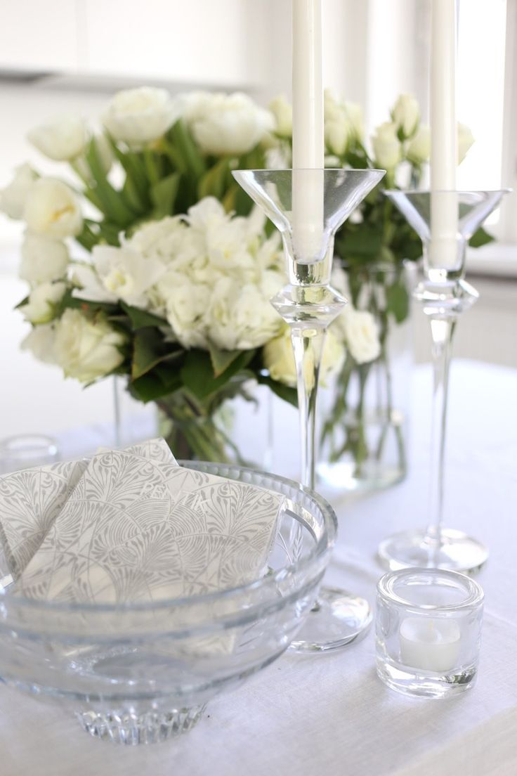 Homevialaura | white christening decorations | Iittala Kivi | Pentik napkins