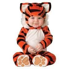 Disfraz estilo tigre
