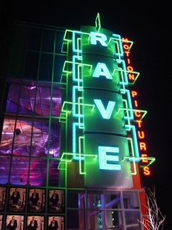 Rave Motion Pictures in Downtown Kalamazoo!!!