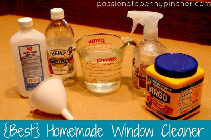 30 Day Cleaning Challenge Day 5: Window Cleaning + My Favorite Homemade Window Cleaner (it works!)