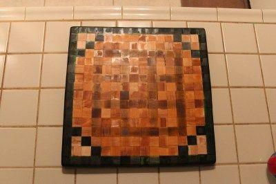 Minecraft Workbench Cutting Board