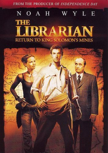 The Librarian: Return to King Solomon's Mines [DVD] [2006]