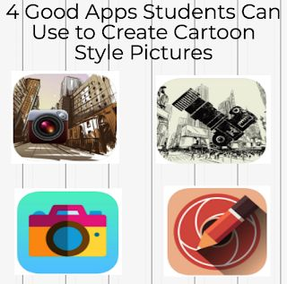 4 Good Apps Students Can Use to Create Cartoon Style Pictures