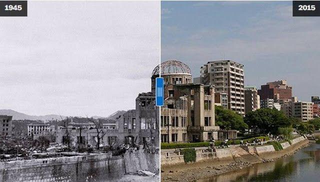 Η ΜΟΝΑΞΙΑ ΤΗΣ ΑΛΗΘΕΙΑΣ: Πώς είναι σήμερα η Χιροσίμα και το Ναγκασάκι που κ...